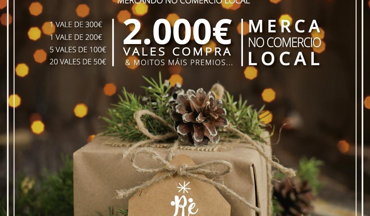 La Asociación de Empresarios de Redondela presenta una campaña de Navidad marcada por la ecoinnovación comercial.