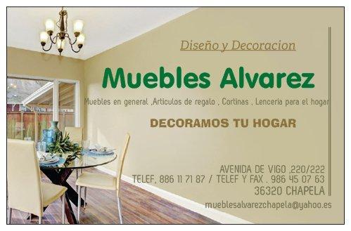 MUEBLES ALVAREZ