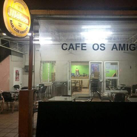 CAFÉ OS AMIGOS-CHAPELA