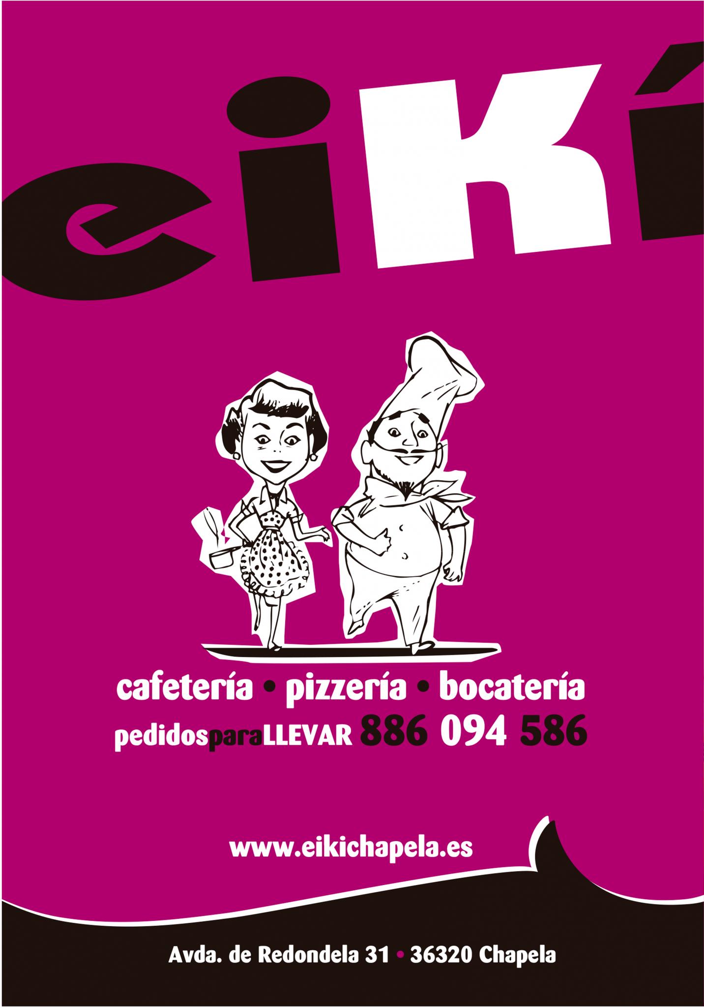 CAFETERÍA EIKI