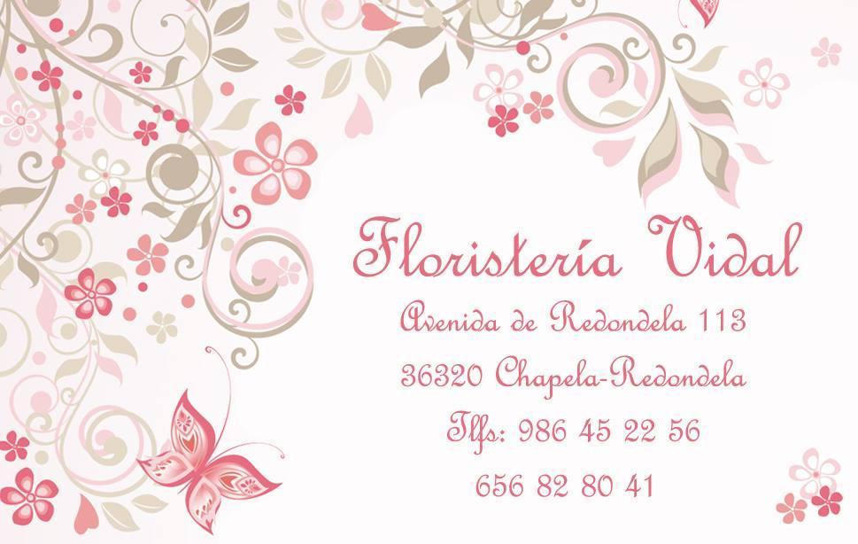 FLORISTERIA VIDAL