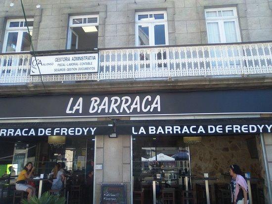 LA BARRACA DE FREDY