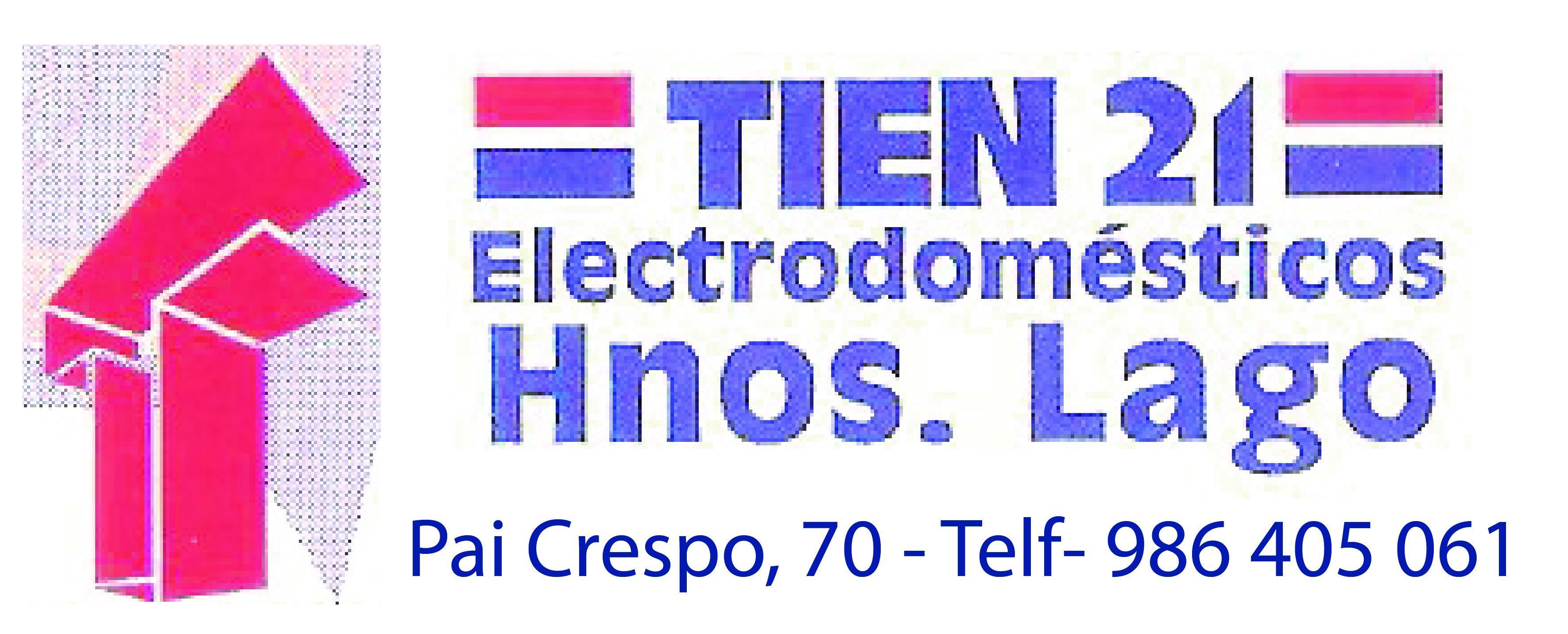 ELECTRODOMESTICOS HNOS LAGO (TIEN21)