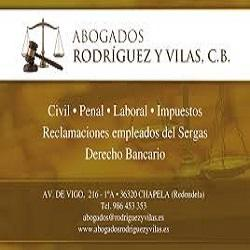RODRIGUEZ Y VILAS, C.B.