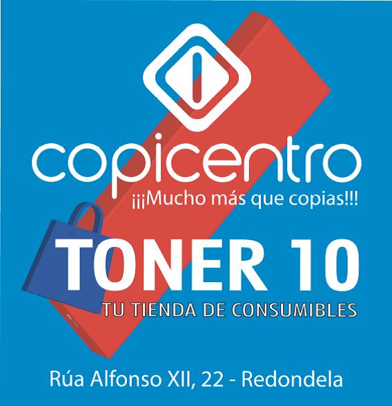 TONER 10- COPICENTRO