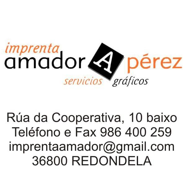 IMPRENTA AMADOR PÉREZ